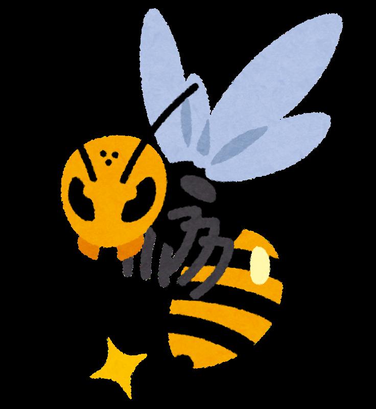 ハチからのアナフィラキシー